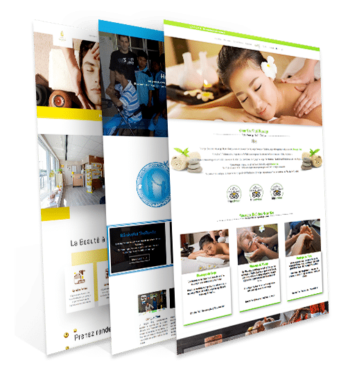 Conception de Site Vitrine