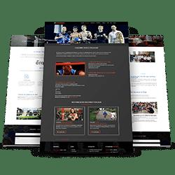 Conception Blog Toulouse Kit Web